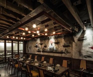 Le MOTT32 de Joyce Wang Studio remporte le World Interior of the Year 2014