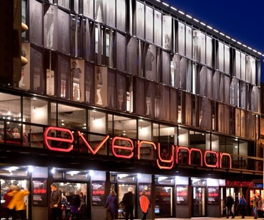 L'Everyman Theatre de Haworth Tompkins remporte le RIBA Stirling Prize 2014