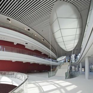 Ingarden & Ewy Architekci + ARUP, inauguration de l'ICE Kraków Congress Centre
