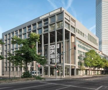 gmp, Städtische Bühnen Theatre Workshops, Francfort