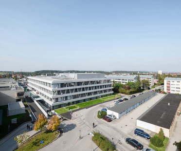 AllesWirdGut Architektur, Centre pour la technologie et le design, St. Pölten, Autriche