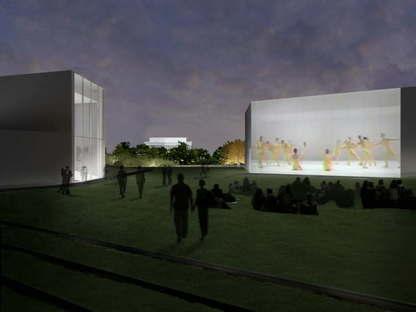 Les travaux d'agrandissement du John F. Kennedy Center for the Performing Arts ont commencé