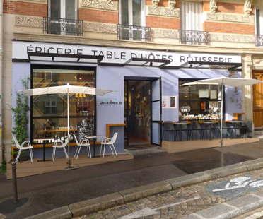 C comme C, restaurant Jeanne B à Montmartre, Paris