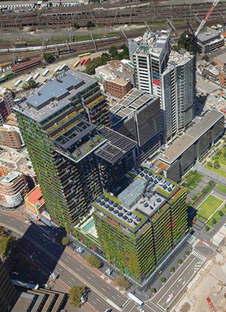 Ateliers Jean Nouvel, One Central Park, Sydney, Australie, ph. J. Gollings