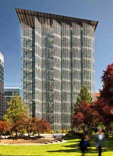 Cutler Anderson Arch. Edith Green-Wendell Wyatt Federal Building ph. Nick Lehoux