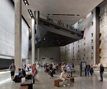Davis Brody Bond reçoit l'AIA Honor Award Interior Architecture pour le 9/11 Memorial Museum