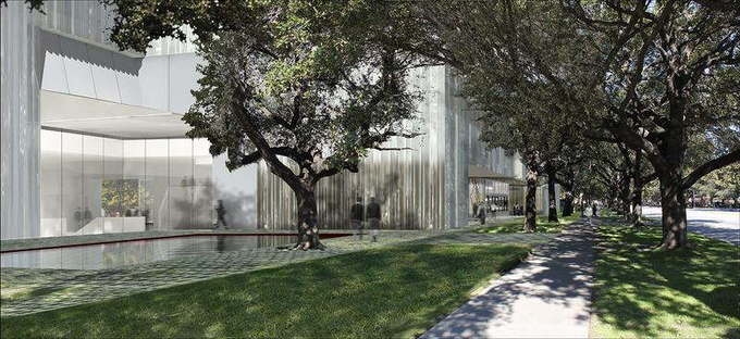 Images courtesy of Steven Holl Architects