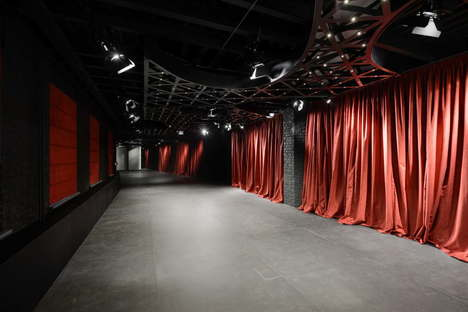 Metrogramma SuperSurfaceSpace Iris Gallery for Contemporary Design, Moscou