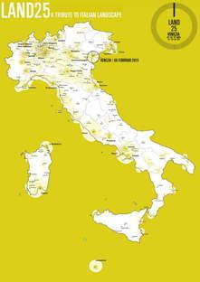exposition Land 25 Hommage au Paysage Italien, Venise