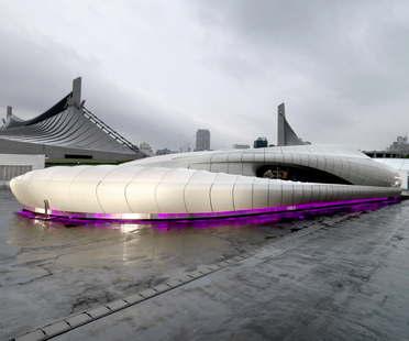exposition Archimode, 6 architectures pour la mode, villa Noailles