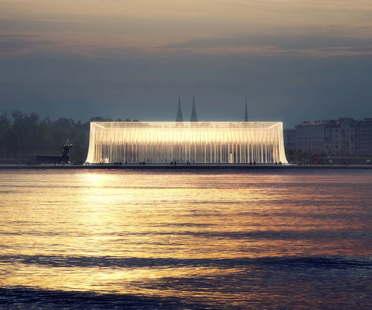 Guggenheim Helsinki, Design Competition, les 6 projets finalistes