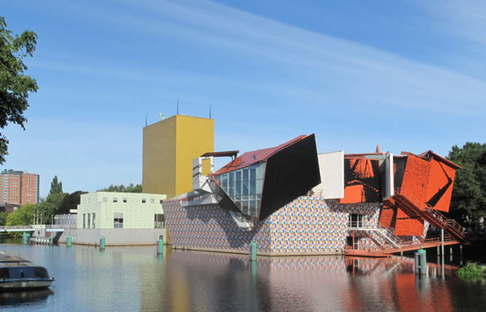 Alessandro Mendini remporte le Prix Européen pour l'Architecture