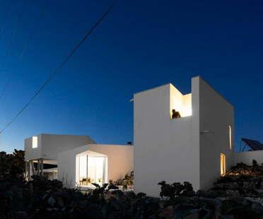 Contaminar Arquitectos, architecture résidentielle, Texugueira House