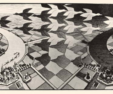 Exposition Escher, Palazzo Albergati, Bologne