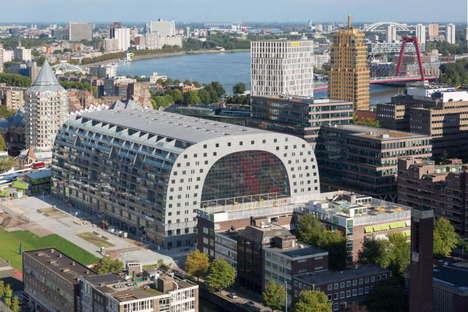 Mvrdv Markthal Rotterdam (c) Ossip van Duivenbode