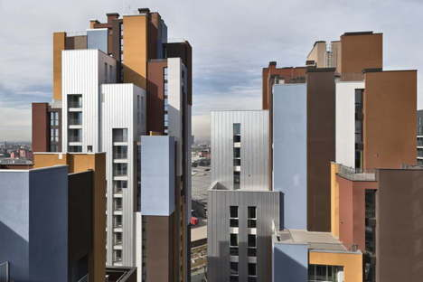 Le Village Expo, projet de MCA Mario Cucinella Architects, Teknoarch, B22 et Pura, est terminé