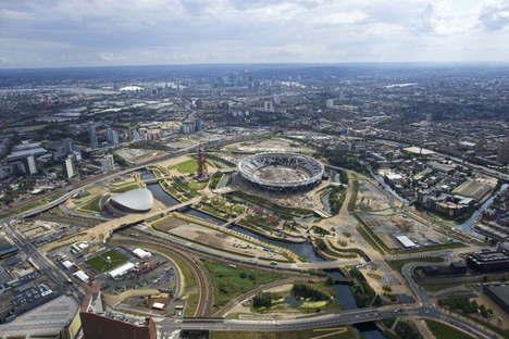 Le Queen Elizabeth Olympic Park remporte le Mipim Award 2015
