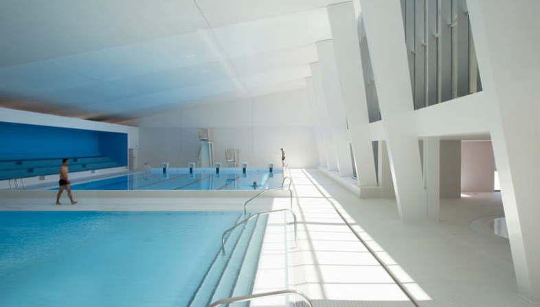 dominique coulon renovation et agrandissement piscine de bagneux paris floornature. Black Bedroom Furniture Sets. Home Design Ideas