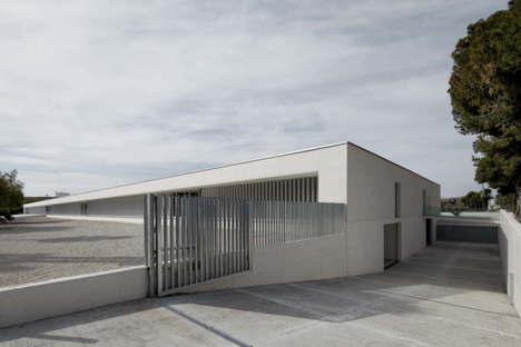 Otxotorena Arquitectos, Centre de Réhabilitation Psychosociale, Alicante