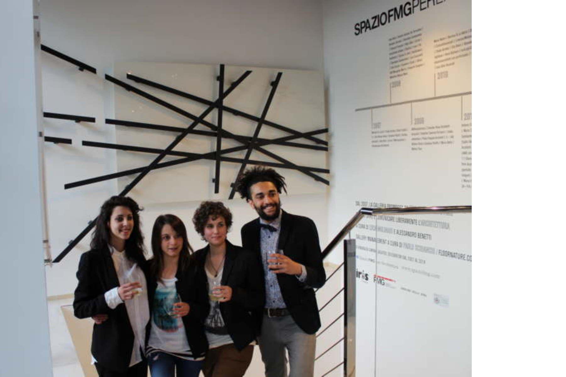 Nouvelle corporate identity de SpazIOFMG, Evénements Fuorisalone 2015
