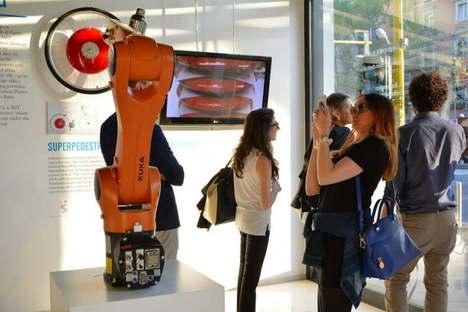 SpazioFMG, Inauguration de Futurecraft Tomorrow by design #1