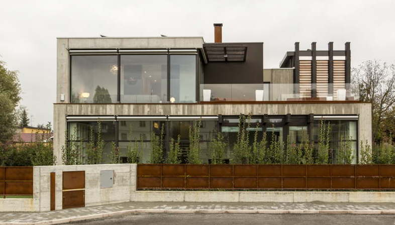 Giraldi Associati Architetti, Résidence Unifamiliale Casa Santi