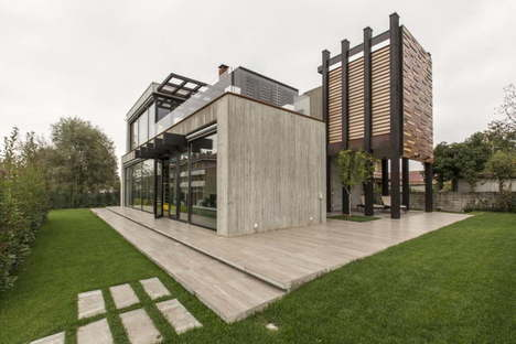 Giraldi Associati Architetti Casa Santi (c) Francesca Anichini