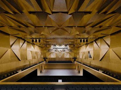 Le Prix Mies Van Der Rohe a été attribué à Barozzi Veiga pour la Philharmonie de Szczecin, en Pologne
