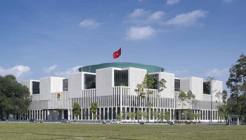 GMP, Prix pour l'Assemblée Nationale Vietnamienne, Hanoi, Vietnam
