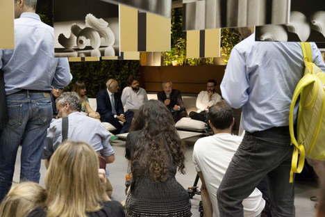 Fab Architectural Bureau Milano, Les Pâtes comme Architecture sur les photographies de Daniele Duca