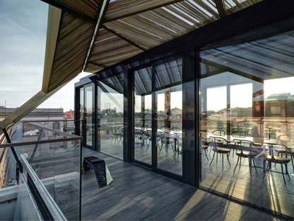 Park Associati, restaurant temporaire Priceless Milano