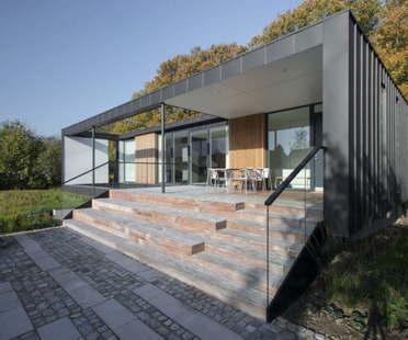 C.F. Møller Architects, Villa R, Danemark