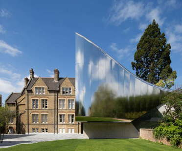 Zaha Hadid, Investcorp Building, Centre du Moyen-Orient, Collège St Antony, Université d'Oxford