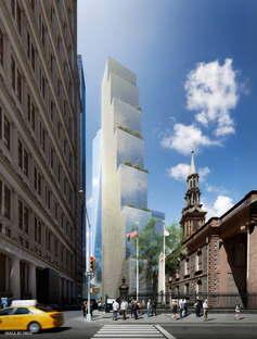 BIG dévoile le projet pour le World Trade Center