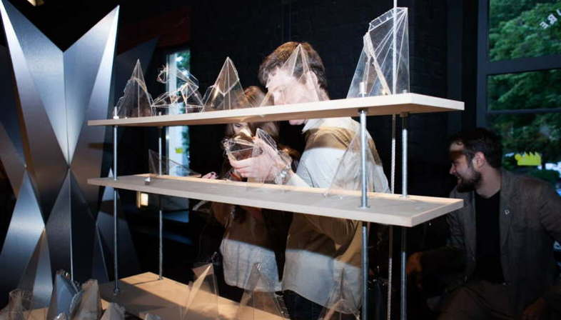 exposition Minifacture, SuperSurfaceSpace, Moscou
