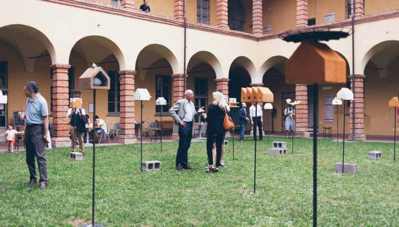 Exposition projet Migrant Garden Untouchable Landscapes, Politecnico, Milan