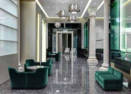Marco Piva, Interior design Hôtel Excelsior Gallia, Milan