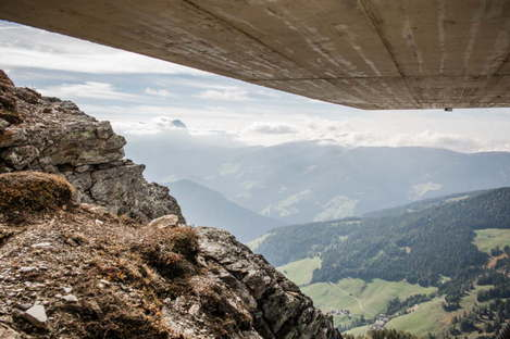 Messner Mountain Museum, Zaha Hadid Architects