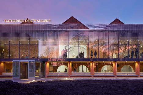 Architectures finalistes du RIBA Stirling Prize