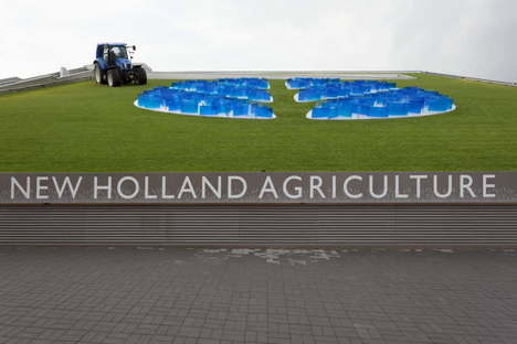 Sustainable Farm Pavillon New Holland Agriculture, Expo Milano 2015