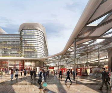 Le projet de Foster + Partners remporte le concours Cardiff Interchange