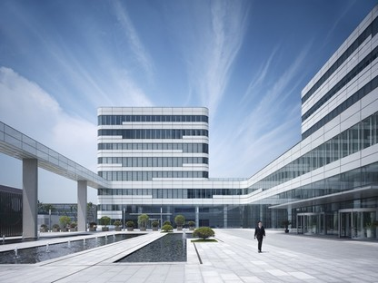 Gmp signe le centre de données de China Life Insurance à Shanghai