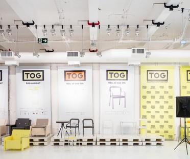 Triptyque Architecture Philippe Starck TOG Concept Store Sao Paulo Brésil