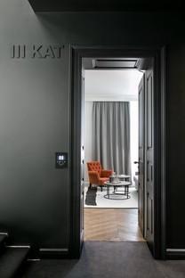 3LHD Art et Architecture, Hôtel Adriatic, Rovinj, Croatie
