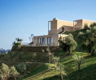 David Chipperfield Architects, Architecture et Paysage, Villa Eden, Gardone