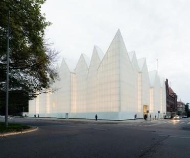 Les finalistes du prix Mies van der Rohe 2015 exposés au Bozar de Bruxelles