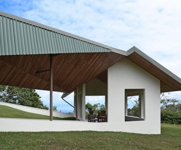 OBRA Architects « Casa Osa » au Costa Rica