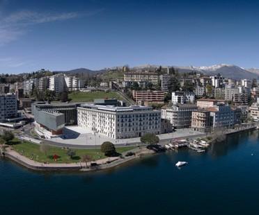 Inauguration du LAC (Lugano Arte Cultura) conçu par l'architecte Ivano Gianola