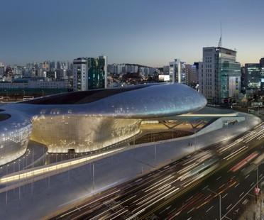 Le RIBA décerne à Zaha Hadid la médaille d'or royale pour l'architecture 2016