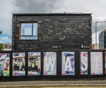 BBM Sustainable Design : Brighton Waste House (Université de Brighton)